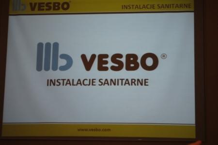 Spotkanie z przedstawicielem firmy VESBO