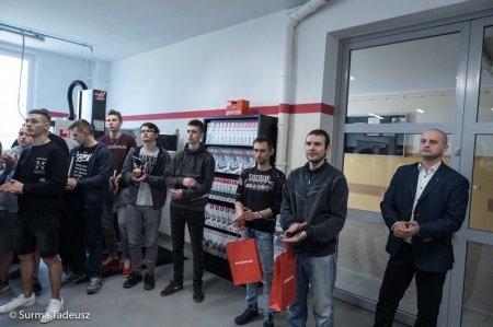 Warsztaty Technologiczne 12.04.2018